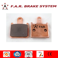 Good quality pit bike brake pads for sale