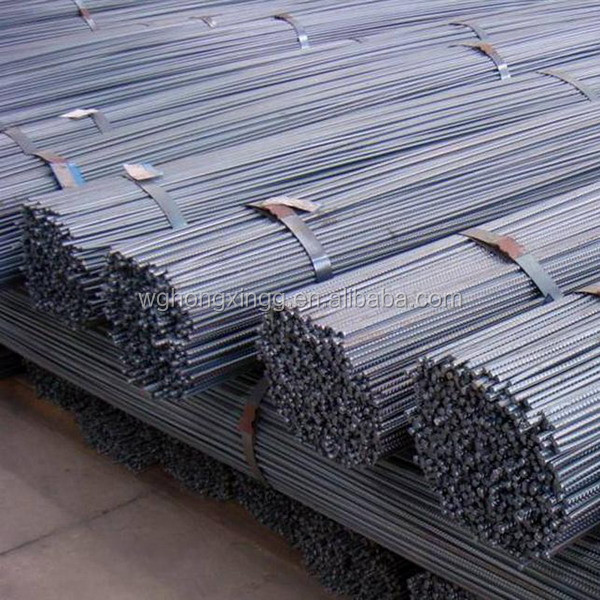 Deformed steel bar SD490