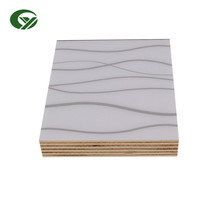 high gloss acrylic plane plywood for kitchen cabinet door