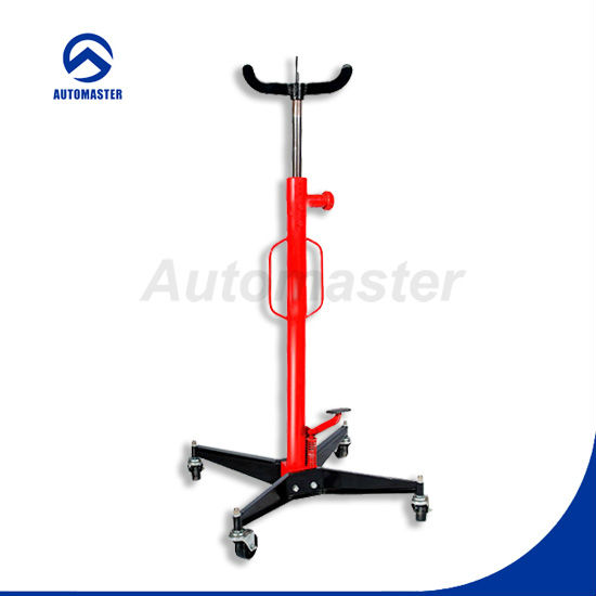 0.5T Single Cylinder Truck Transmission Jack with CE Approval