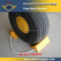 HDPE Plastic Wheel Chocks For Aircraft