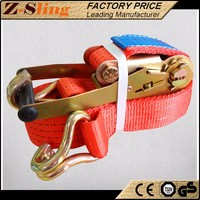 Z-Sling CE&TUV Certificated Polyester Webbing Strap/cargo lashing belt used motorcycles