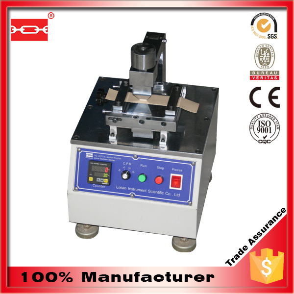 Electronic Crockmeter/ Rubbing Fastness Test Equipment