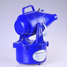 Aerosol sprayer for garden tool