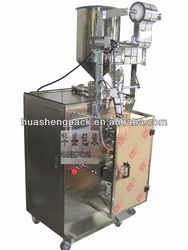 Safety rotary cutting liquid vertical bag filling machine