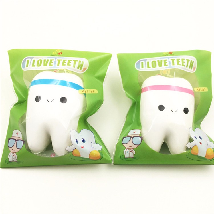 Squishy Toys Origin : Creative gift japan squishy very soft ibloom teeth slow rising squishy, View slow rising squishy ...
