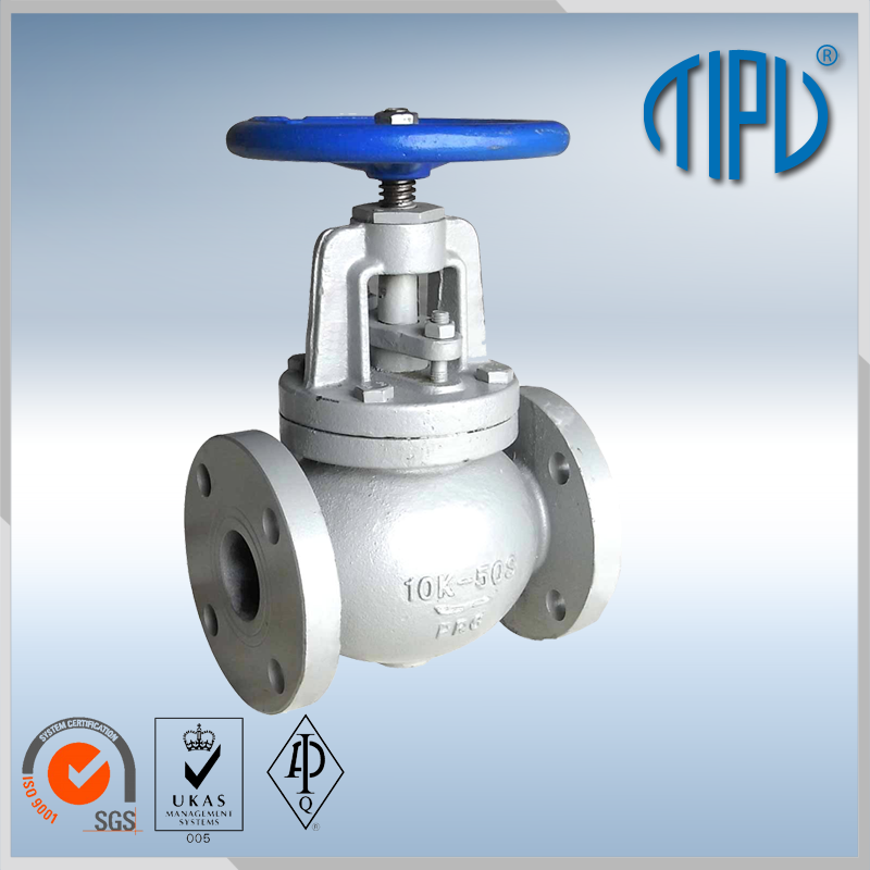ANSI B16.34 automatic water drain angle stop valve for water