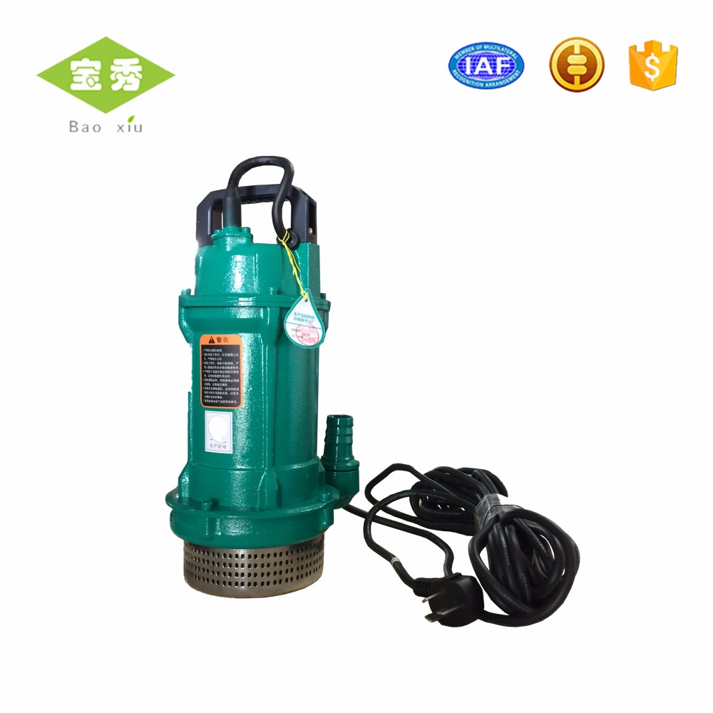 China Supplier Stainless Steel Low Price Submersible Water Pump Self Priming Sewage Pump