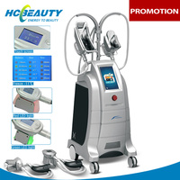 Crazy slimming vacuum fat belly burning machine