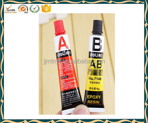 2 in 1 Two Part Epoxy AB Glue for Metal to Fabric 2 in 1 Two Part Epoxy AB