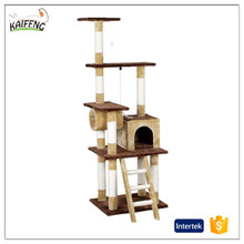 Alibaba wholesale top quality cat toy scratching posts