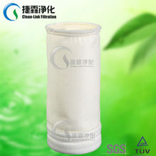 Polyester fabric dust Collector Filter Bags to china