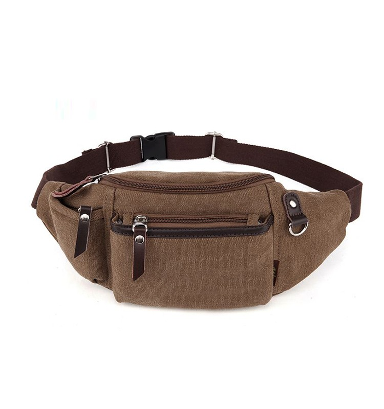 BA-1439 2015 new arrival canvas waist bag trend bags ,Canvas waist bag for promotion