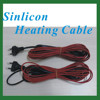 Silicon rubber insulated heat resistant heating cable For Reptiles