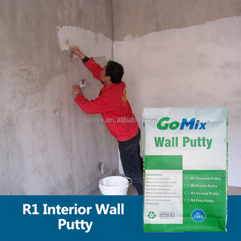 R1 Skim Coat Plaster with Hard Finish and Non Chalking