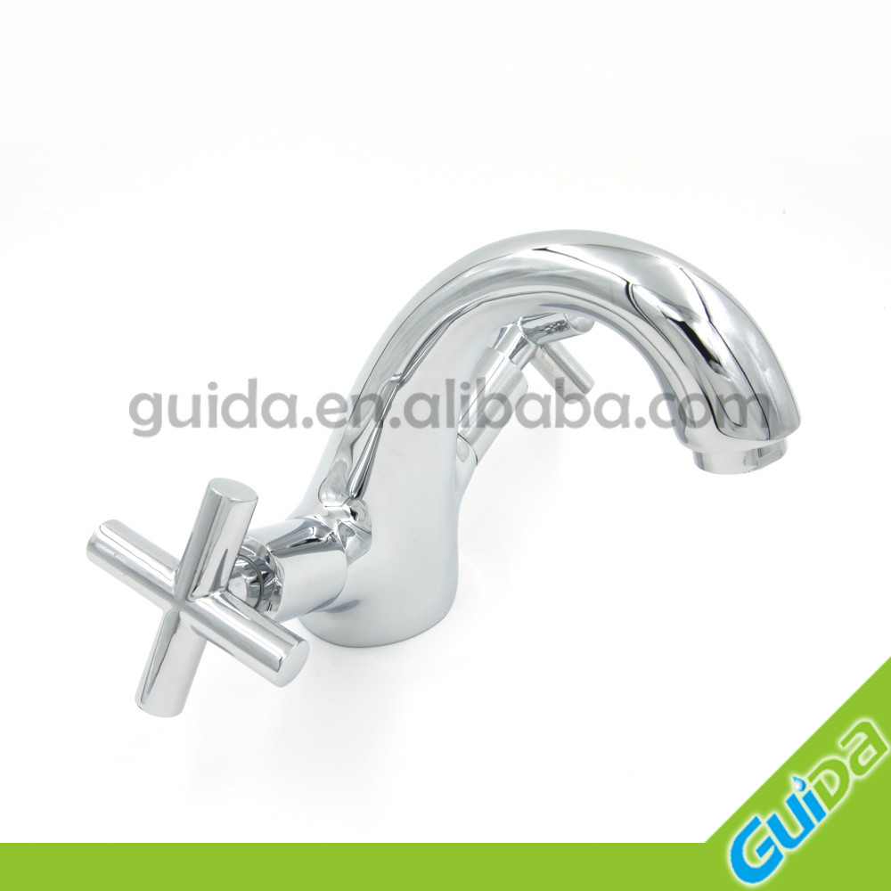Bathroom washing hair basin faucet