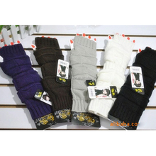 Latest Custom Personalized Warmer Knitted Fingerless Gloves