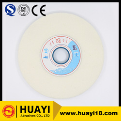 Abrasive ceramic wheel for staniless steel