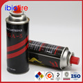 Korea OEM butane gas cartridge supplier 400ml
