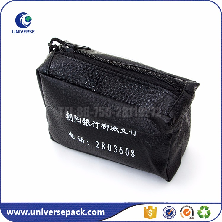 Custom print pu leather wholesale beauty case cosmetic bags