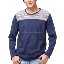 new autumn thick long sleeve t shirt