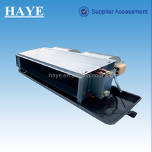 horizontal conceal Chilled/hot Water Fan Coil Units 2.13-13.2KW