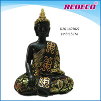 Resin buddha mould for home decoration