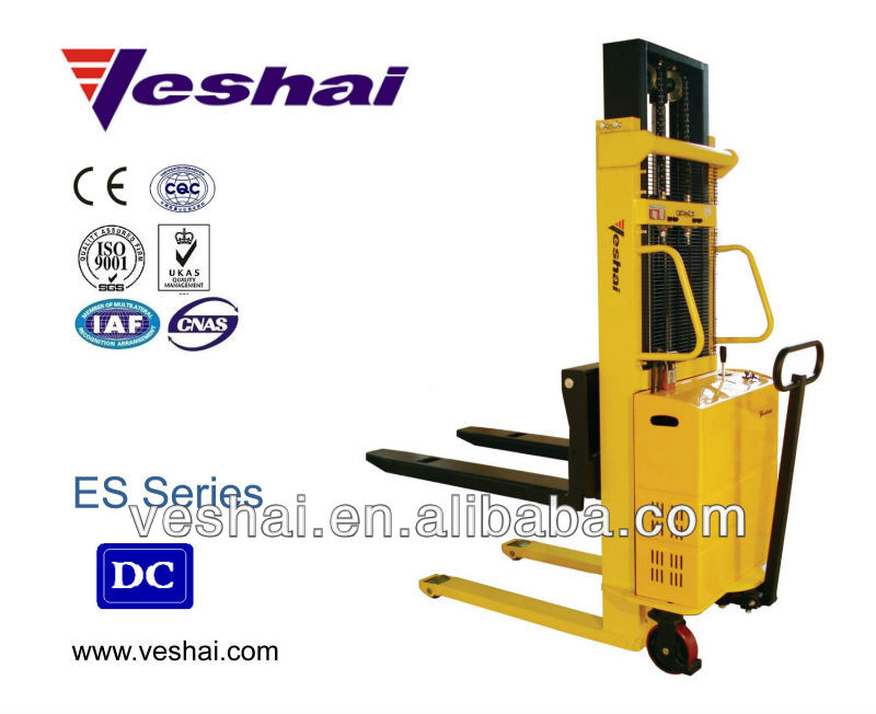 battery forklift , forklift manual CE 1500kgs VH-ES-150/25