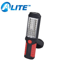 Magnetic LED Work Light Adjusting Stand Camping Outdoor Torch Light with Hook