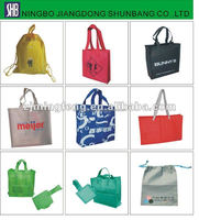cotton bag/ sublimation canvas bag/ clear pvc fashion tote bag