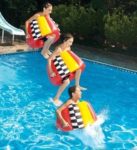 The Cannonball Inflatable Pool Float Toy