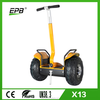Two wheels self balancing electric chariot cheap space scooter