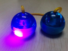 LED glowing anxiety relief toy finger <strong>yoyo</strong>