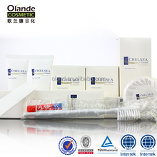 Supply Eco-friendly Packaging Disposable Guest Room Hotel Amenities