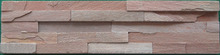 FSSW-454 Building Material Red Slate Landscaping Stone