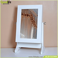 Hot selling dressing mirror with cabinet