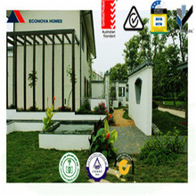 2015 small prefabricated house outdoor retail kiosks and affordable also for hotel