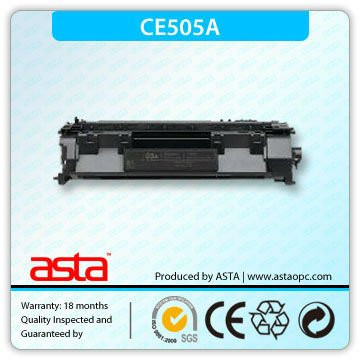 ASTA Compatible for HP Toner Cartridge for CE505A for HP For Toner 11 years toner cartridges manufacturer