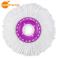 High Quality Microfiber Dry Mop Head Refill
