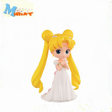 2pcs Sto Q Posket Princess Serenity Sailor Moon Set Figure Qposket In Box