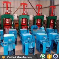used oil filter recycle machine