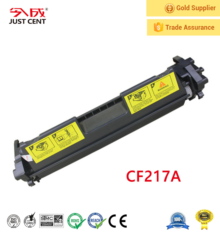 New compatible toner CF217A for  LaserJet Pro M102a M130fw printer cartridge