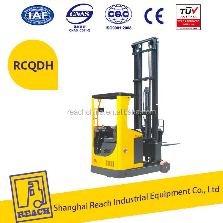 Excellent quality better price battery electric muck reach truck