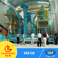full set grinding production line for mineral stone powder