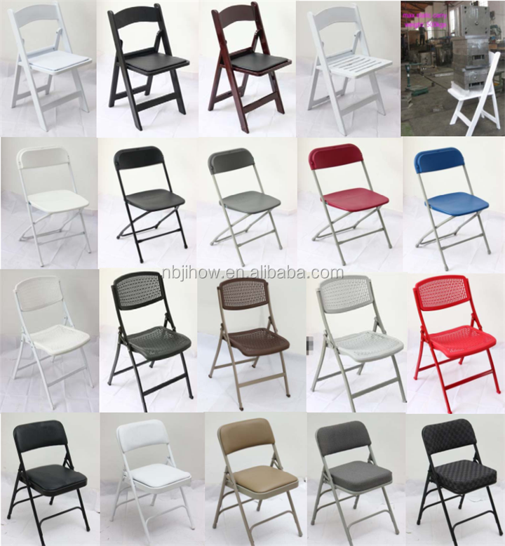 Durable outdoor blow moulding garden chair