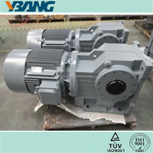 K Cement Mixer Helical Bevel Gear Reducer