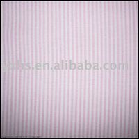 100% Cotton Oxford Cloth Fabric With Stripe
