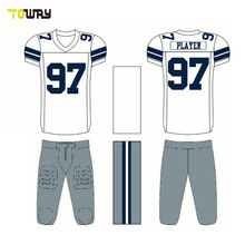 authentic sublimated custom football jerseys manufacturers