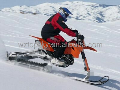 110-125cc Snow Scooter / Snowmobile