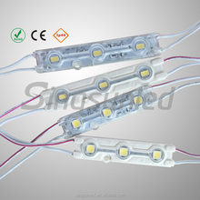 5 years warranty 12v 1.2w 135lumens led module 5630 samsung